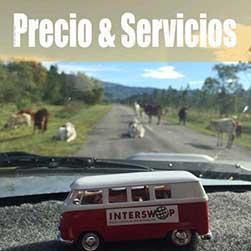 Precios y Servicios